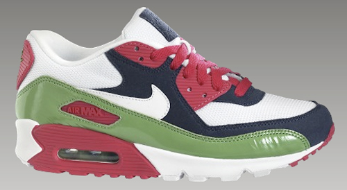 Nike Womens Air Max 90 - Multicolored Pack