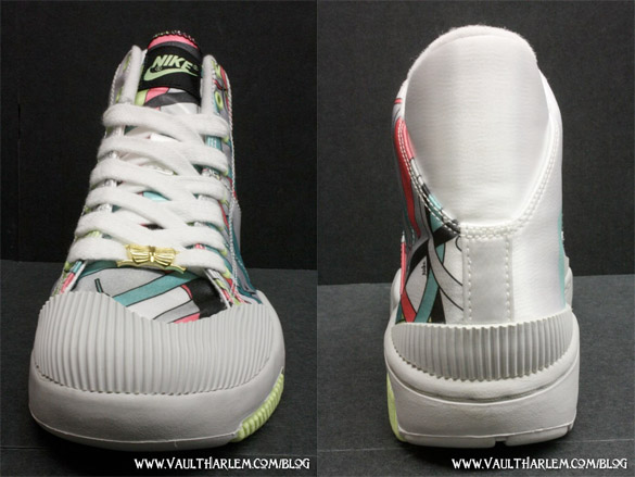 Nike Womens Outbreak High - Pucci Pack