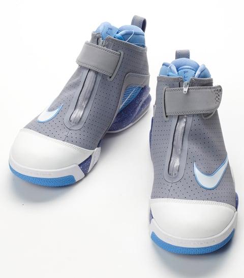 5d8eb477cab9 Nike Zoom Flight Club - Possible Tony Parker Signature Sneaker ...