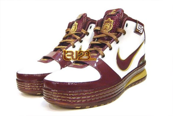 Nike Zoom Lebron VI (6) - Christ The King Home
