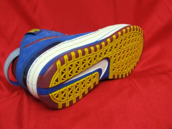 Nike Zoom Lebron VI (6) - Hardwood Classics