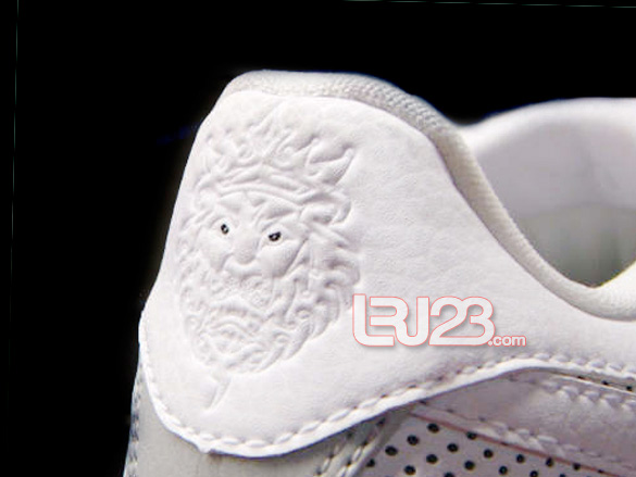 Nike Zoom Lebron VI (6) Low - White / White