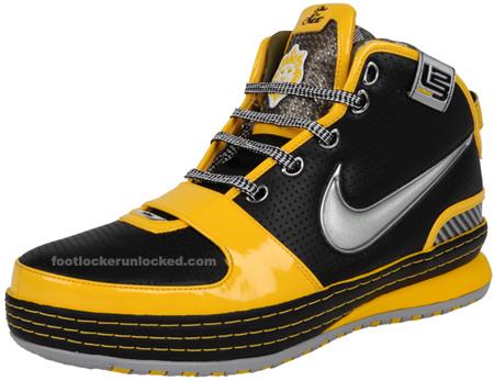 Nike Zoom Lebron VI (6) - New York Taxi