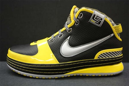 Nike Zoom Lebron VI (6) - NYC Taxi