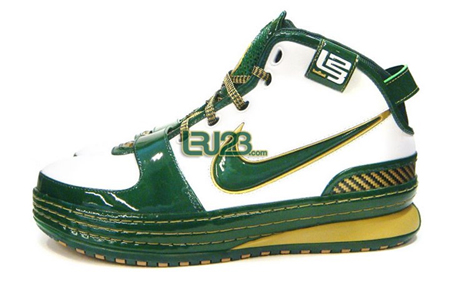 Nike Zoom Lebron VI (6) - Saint Vincent Saint Mary Home