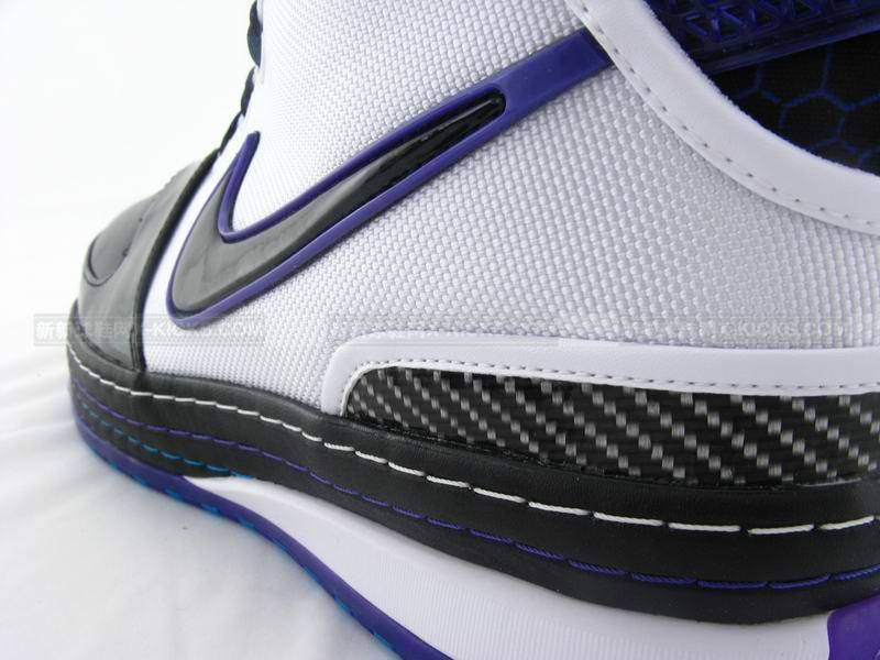 Nike Zoom Lebron VI (6) - Summit Lake Hornets