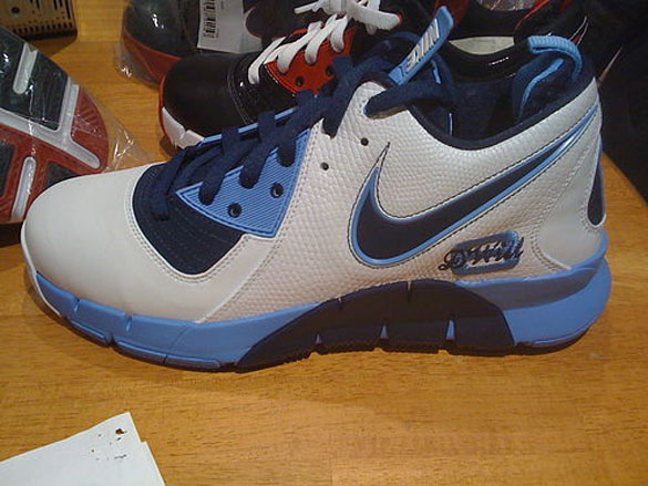 Nike Zoom MVP X - Brandon Roy & Deron Williams Player Exclusive (PE)