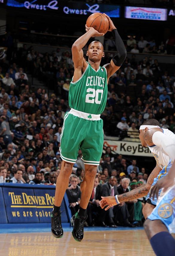 On Court: Air Jordan 2009 (2K9) - Ray Allen Player Exclusive (PE)