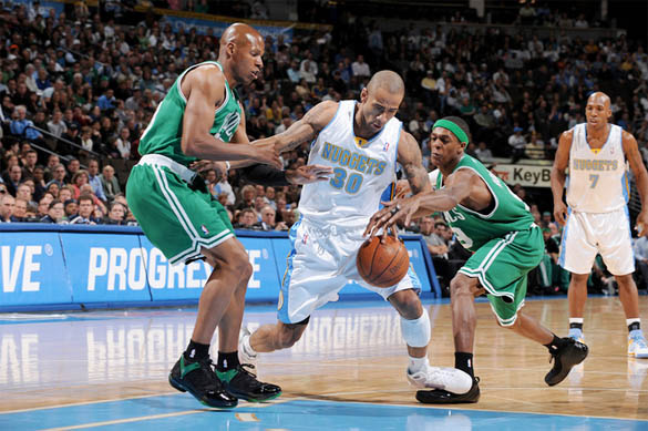 On Court: Air Jordan 2009 (2K9) - Ray Allen Player Exclusive (PE)