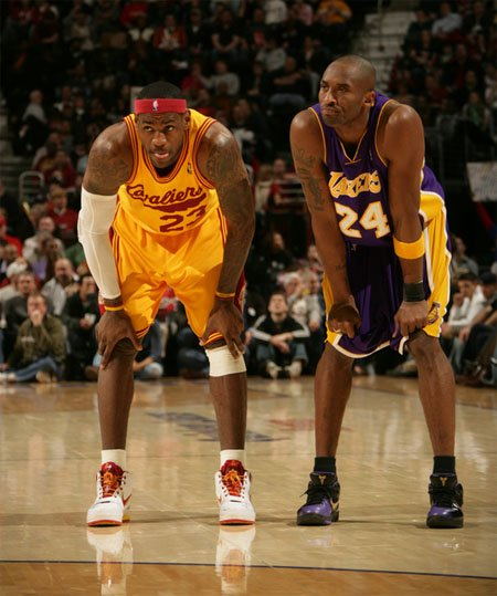 kobe bryant pictures. On Court: Kobe Bryant VS.