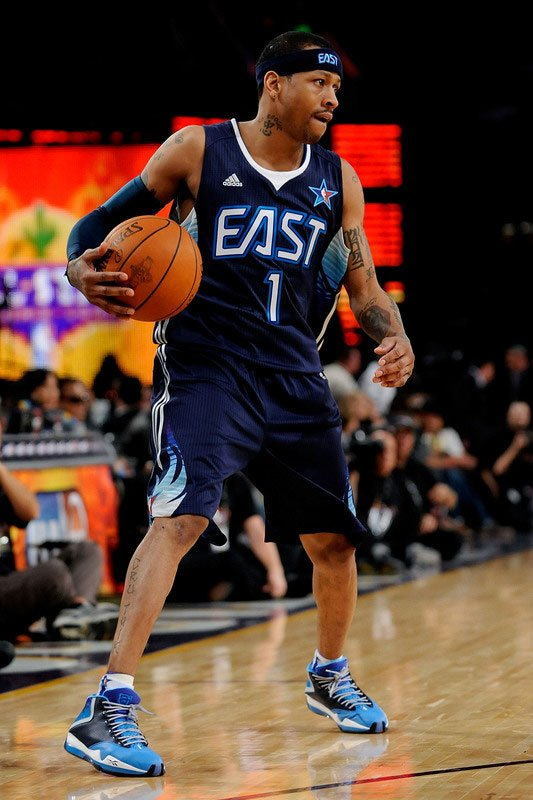 On Court: NBA All Star Game 2009