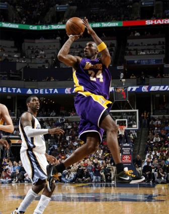 Kobe Bryant Zoom Iv. On Court: Nike Zoom Kobe IV