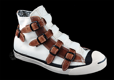 Ozzy Osbourne x Converse Straight Jacket Jack Purcell High