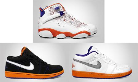 Release Reminder: Air Jordan Championship Pack - Phoenix Suns