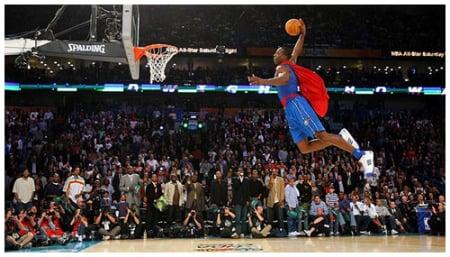 Sprite Slam Dunk Contest Trendsetters - Dwight Howard (#6)