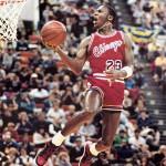 Sprite Slam Dunk Contest Trendsetters – Michael Jordan (#2)