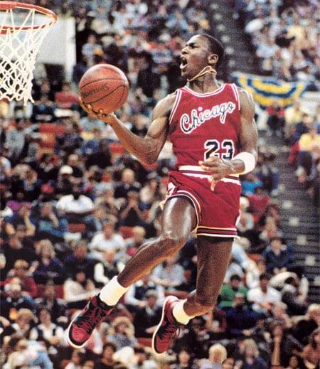Sprite Slam Dunk Contest Trendsetters - Michael Jordan (#2)