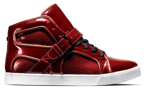 Supra NS Burgundy Collection