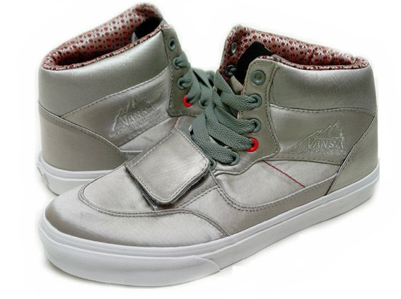 Vans Mountain Edition High - Satin Pack