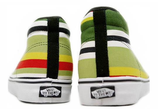 Vans Spring '09 Chukka - Stripes