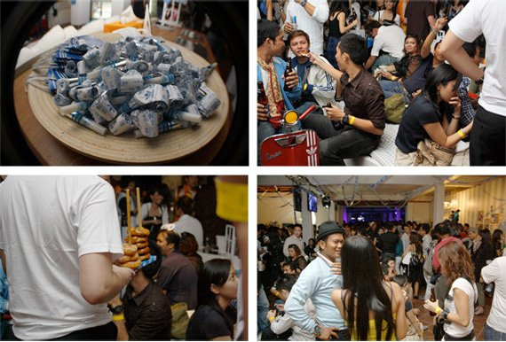 adidas 60 Years of Soles and Stripes Party in Singapore