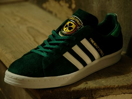 House of Pain x adidas Originals Campus 80's