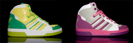 adidas Instinct High - February 2009