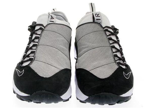 Nike Air Footscape Tier Zero (TZ) - White / Anthracite 2