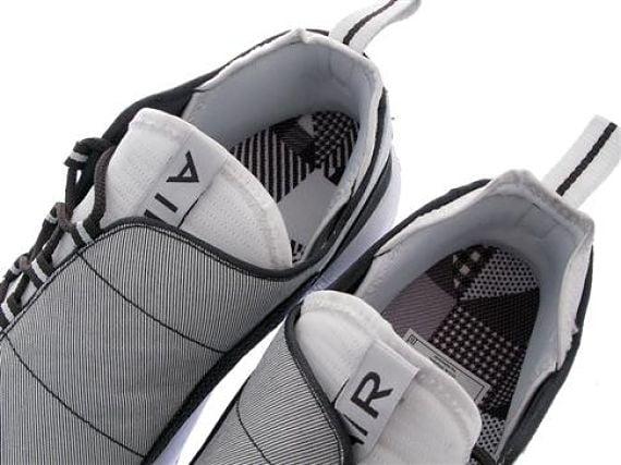 Nike Air Footscape Tier Zero (TZ) - White / Anthracite 5