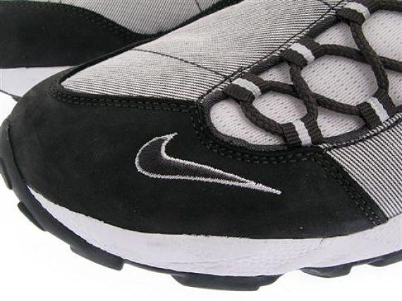 Nike Air Footscape Tier Zero (TZ) - White / Anthracite 6