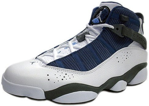 417e20dba0eccd Air Jordan Six Rings (French Blue) In Detail