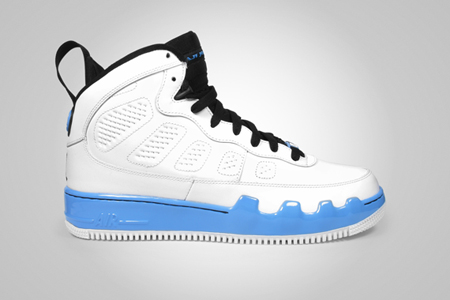 Air Jordan Force Fusion IX (9) - April / May / June Releases