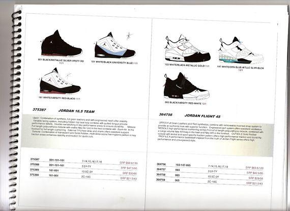 Air Jordan Holiday 2009 Catalog