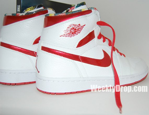 Air Jordan I (1) Retro High - Do The Right Thing