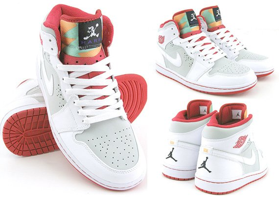 Air Jordan I (1) Retro High - Hare