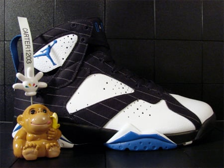 Air Jordan Retro VII (7) Sample - Sixty Plus (60+) Pack