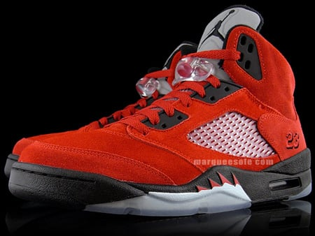 new style b5c0b 12ca4 Air Jordan V (5) Raging Bull Pack Available Early