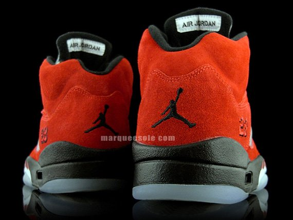 Air Jordan V (5) Raging Bull Pack Available Early
