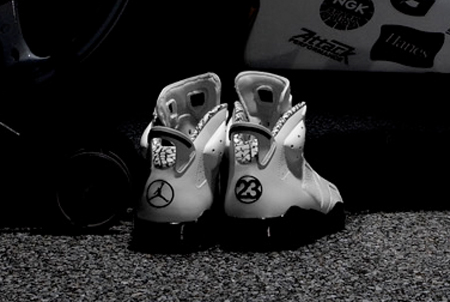 Air Jordan VI (6) Retro - Jordan Motorsports