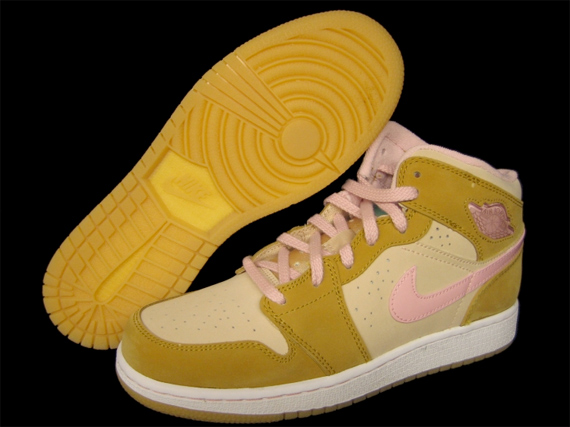 Air Jordan Womens I (1) Retro - Hare