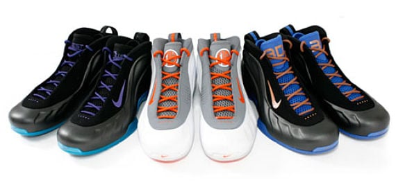 Foamposite Lite Player Editions