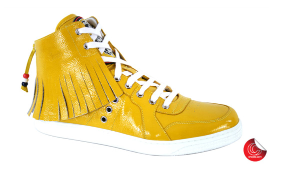 Gucci Native High Top - Spring 2009