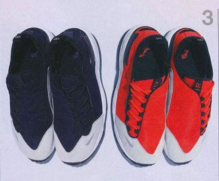 Hiroshi Fujiwara x Nike Footscape