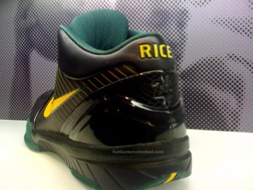 Nike Zoom Kobe IV - Rice 2