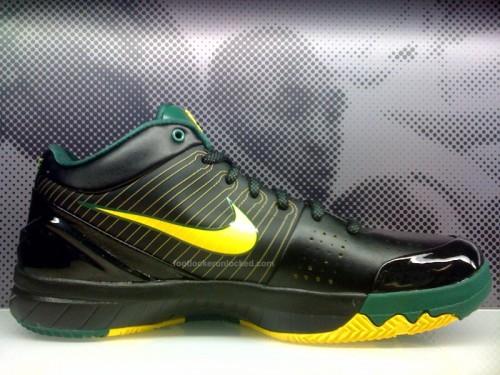 Nike Zoom Kobe IV - Rice 3