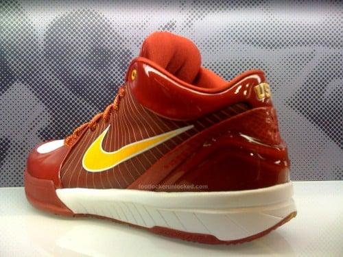 Nike Zoom Kobe IV - USC 1