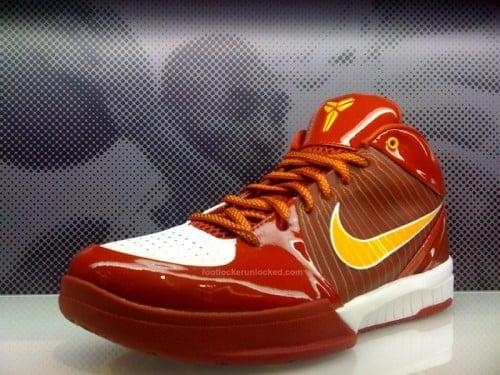 Nike Zoom Kobe IV - USC 2