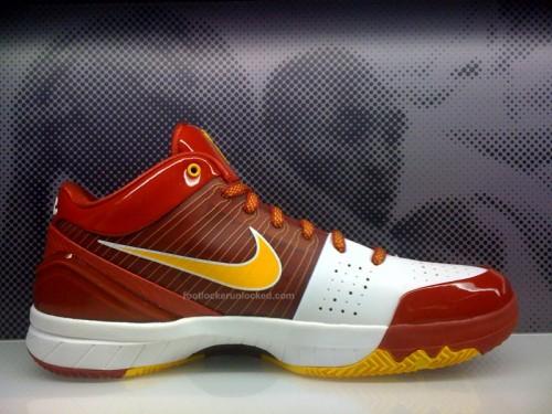 Nike Zoom Kobe IV - USC 5