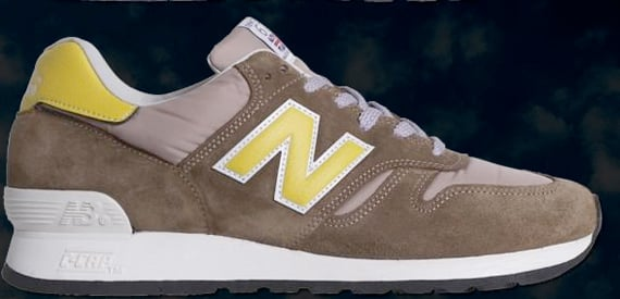 New Balance Spring 2009 Collection - 574 & 670