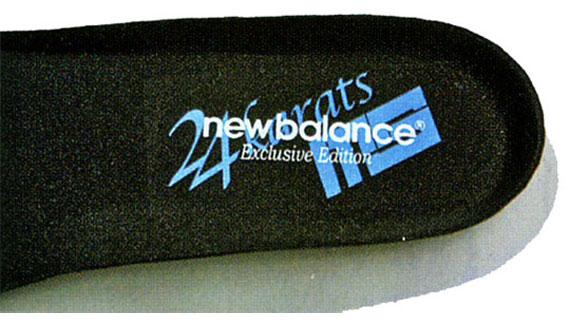 New Balance x 24karats x mita sneakers MT576S